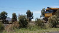 Overland heading to Dimboola