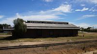 Shed at Stawell