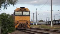 XPT passing NR7 on Southern Spirit