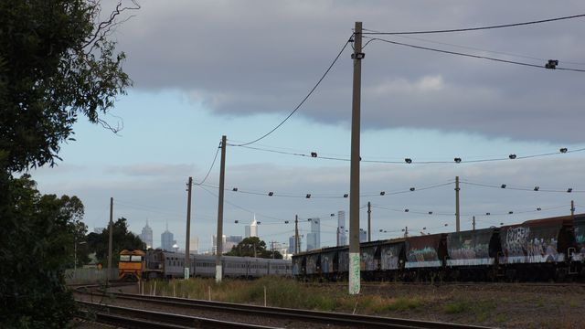 Southern Spirit heads to Southern Cross