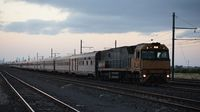 NR7 on Southern Spirit at Laverton Loop