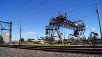 SSR at Anzac Sidings