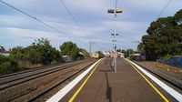 G and Siemens at Middle Footscray