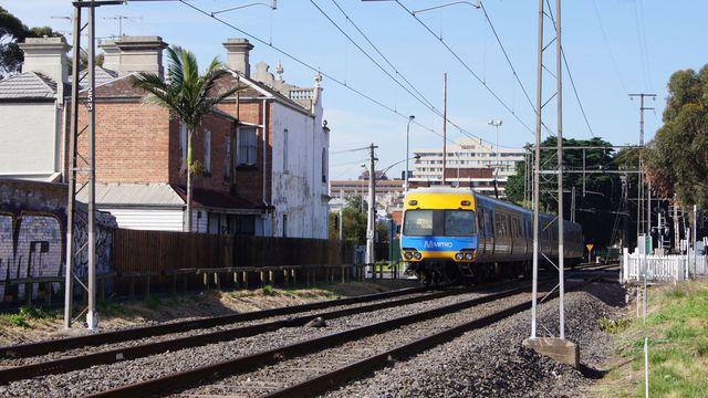 Comeng near Jewell Station