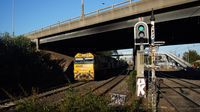 NR31 passing West Footscray