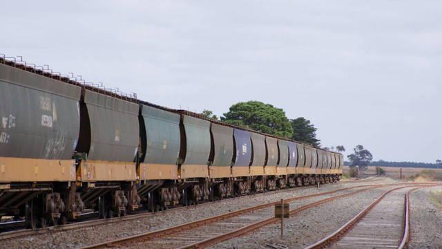 PN Grain through Gheringhap