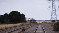QR Grain train transfer approaches Gherinhap