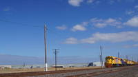 QR Grain transfer at McIntyre Loop