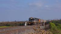 LDP002 on northbound freight through McIntyre