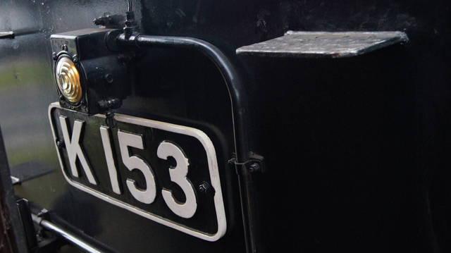 K153 tender