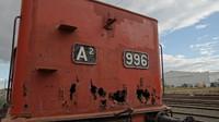 A2 996 rusting in Echuca Yard