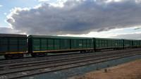 Stored FA wagons at Echuca
