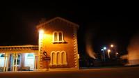 R761 at Echuca Station at 4:30am