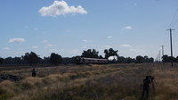 T356 leading from Echuca to Strathallan