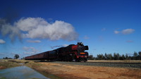 R761 leads the return to Echuca