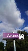 Avenel Station
