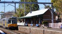 Marrickville Station