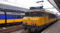 NS Loco Hauled at Venlo