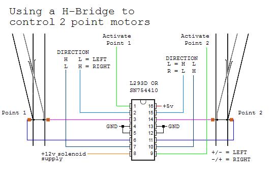 Cool H Bridge Electromagnet Wiring Wiring Digital Resources Talizslowmaporg