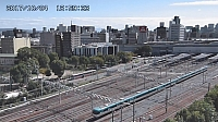 Shin-Osaka Webcam Sightings