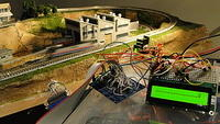Arduino Controlled Model Railroading